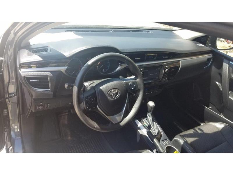2014 Toyota Corolla for sale at Riverside Auto Center in Bonners Ferry ID