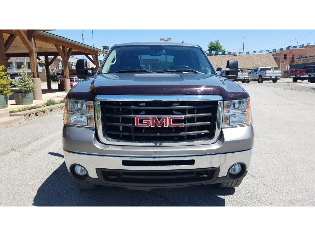 2009 GMC Sierra 2500HD for sale at Riverside Auto Center in Bonners Ferry ID