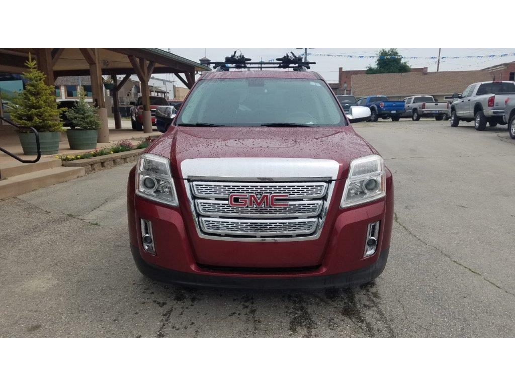 2011 GMC Terrain for sale at Riverside Auto Center in Bonners Ferry ID