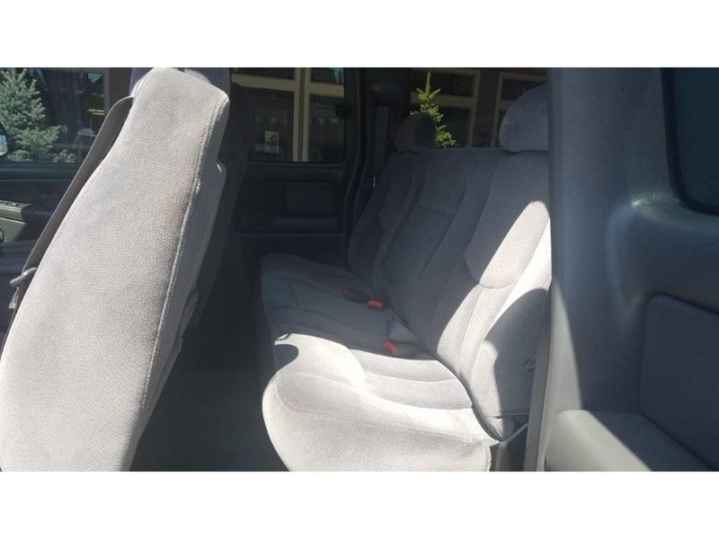 2004 GMC Sierra 1500 for sale at Riverside Auto Center in Bonners Ferry ID