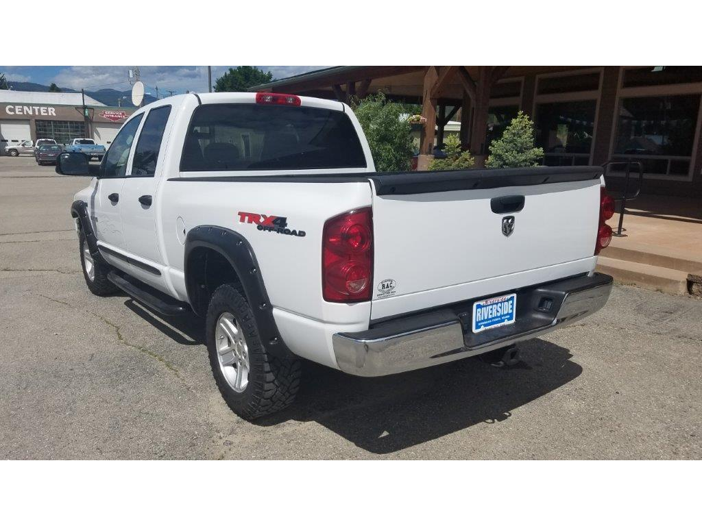 2008 Dodge Ram Pickup 1500 for sale at Riverside Auto Center in Bonners Ferry ID