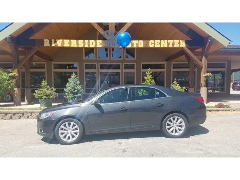 2015 Chevrolet Malibu for sale at Riverside Auto Center in Bonners Ferry ID
