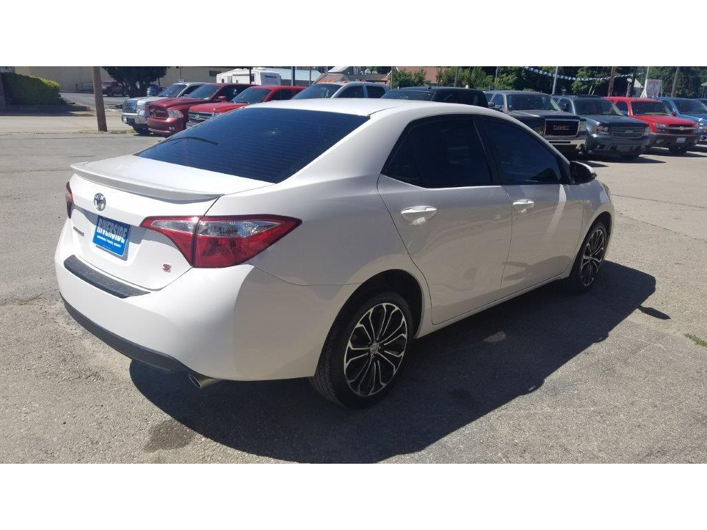 2016 Toyota Corolla for sale at Riverside Auto Center in Bonners Ferry ID