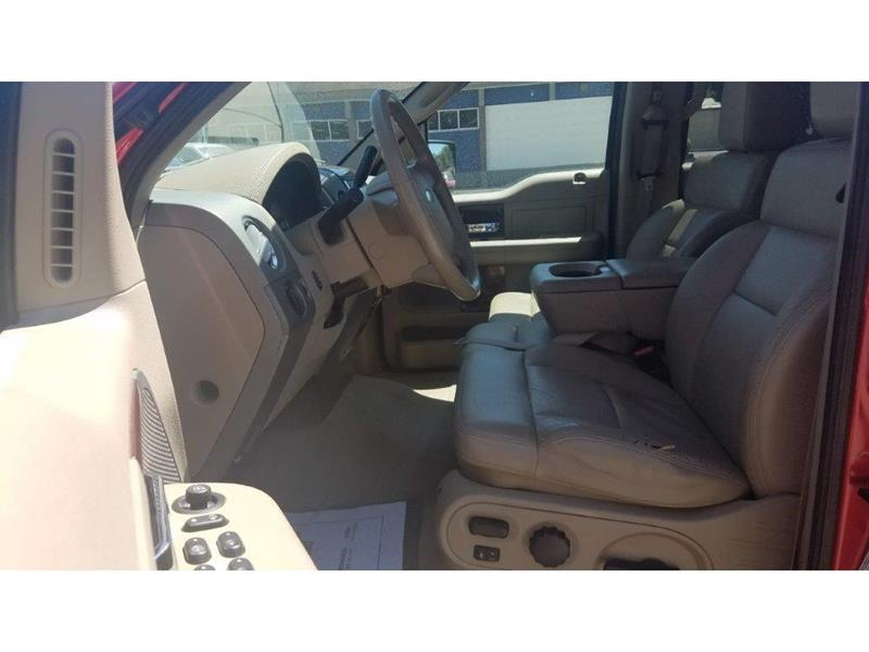 2007 Ford F-150 for sale at Riverside Auto Center in Bonners Ferry ID