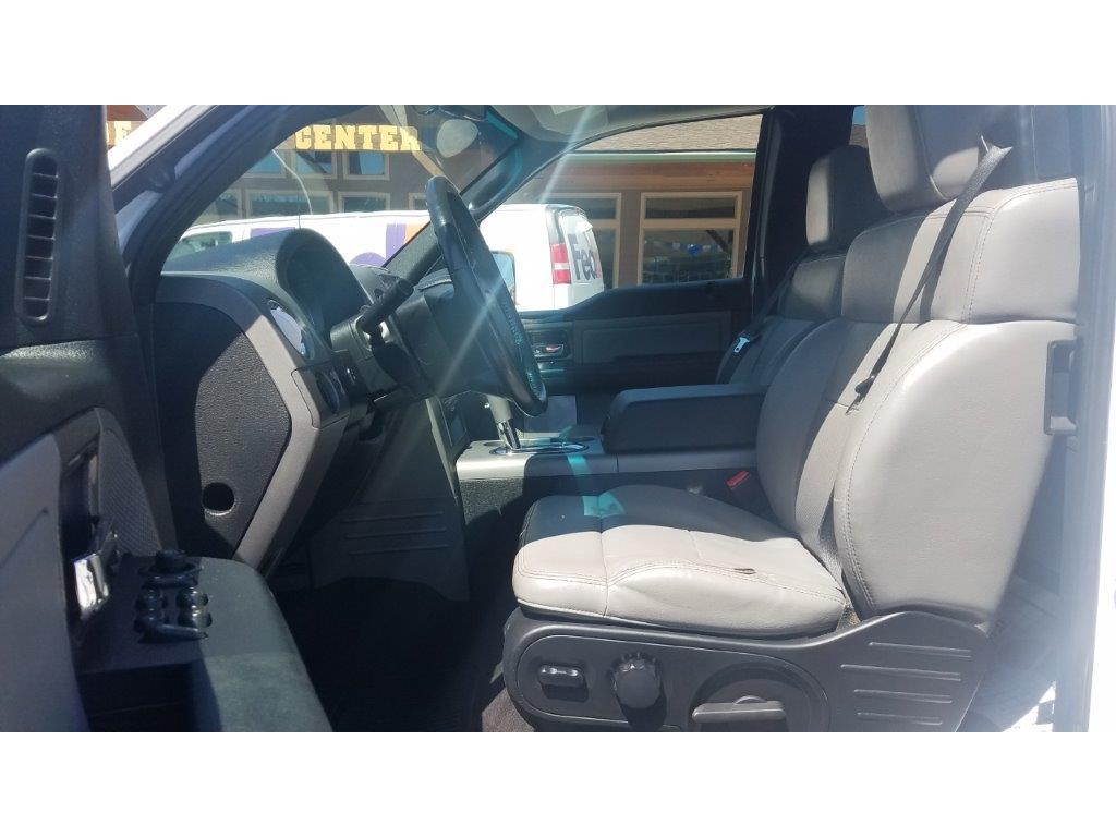 2008 Ford F-150 for sale at Riverside Auto Center in Bonners Ferry ID