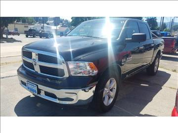 2016 RAM Ram Pickup 1500 for sale at Riverside Auto Center in Bonners Ferry ID