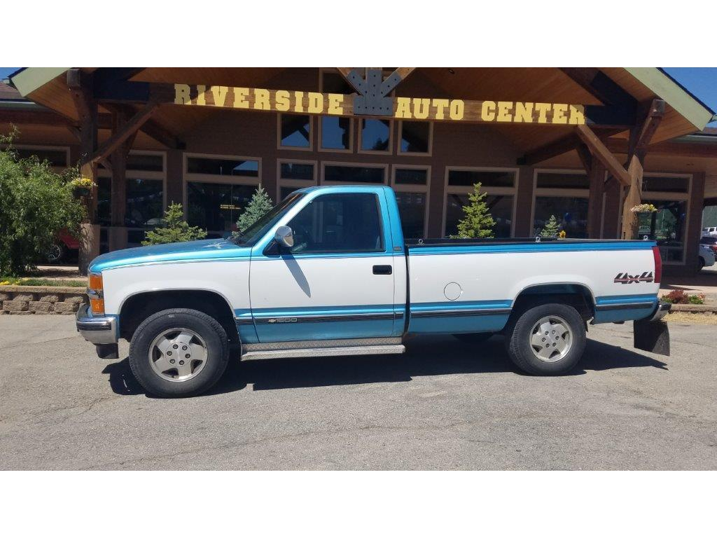 1994 Chevrolet C/K 1500 Series for sale at Riverside Auto Center in Bonners Ferry ID