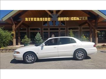 2005 Buick LeSabre for sale at Riverside Auto Center in Bonners Ferry ID