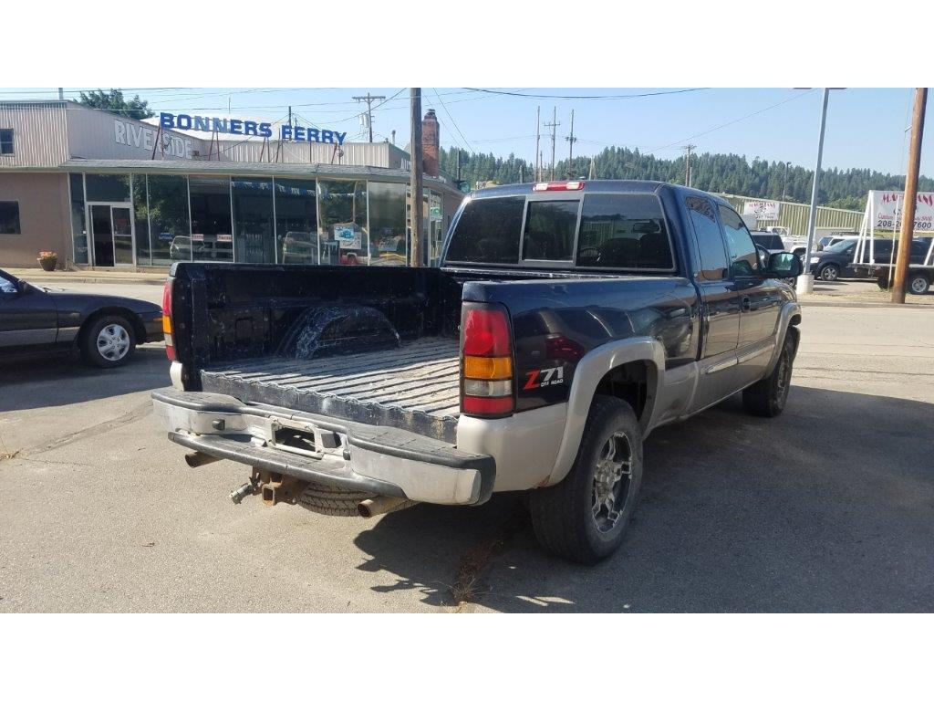 2005 GMC Sierra 1500 for sale at Riverside Auto Center in Bonners Ferry ID