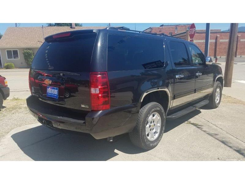 2011 Chevrolet Suburban for sale at Riverside Auto Center in Bonners Ferry ID