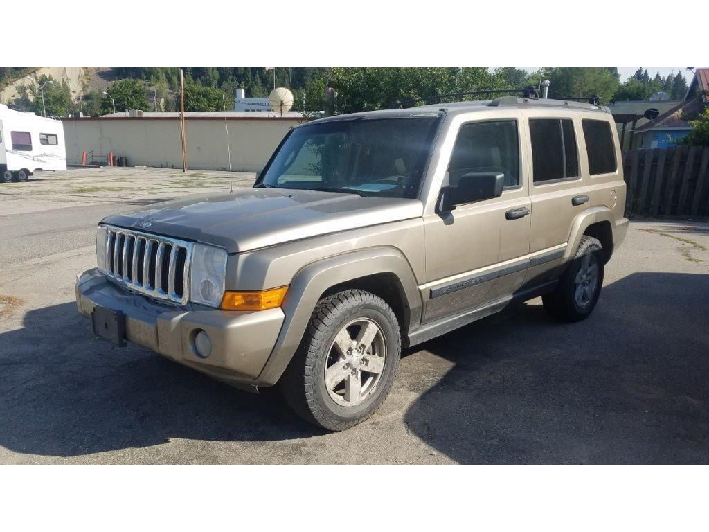 2006 Jeep Commander for sale at Riverside Auto Center in Bonners Ferry ID