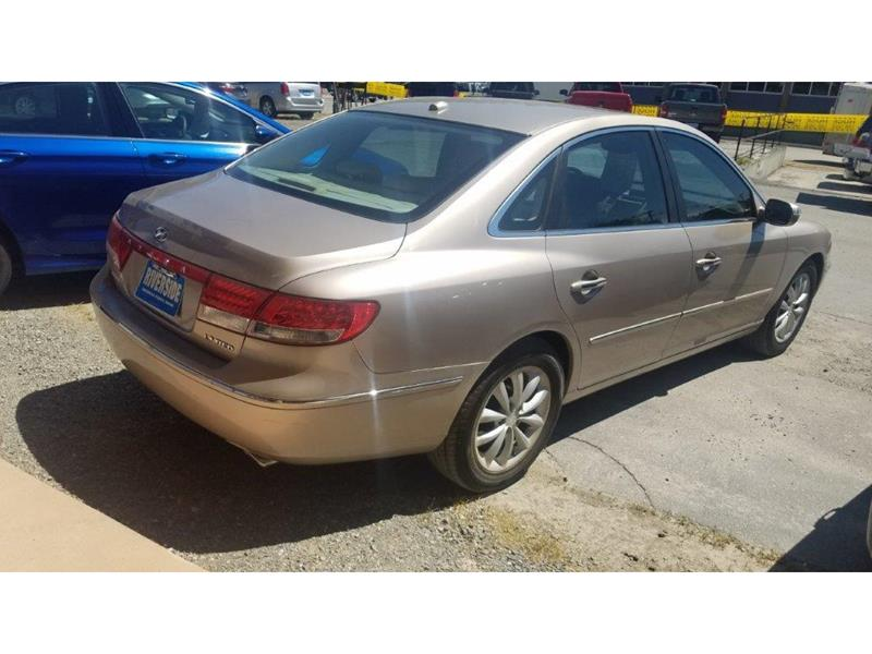 2008 Hyundai Azera for sale at Riverside Auto Center in Bonners Ferry ID