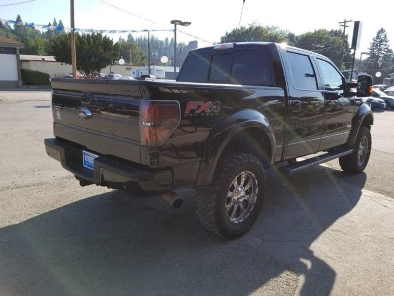 2013 Ford F-150 for sale at Riverside Auto Center in Bonners Ferry ID