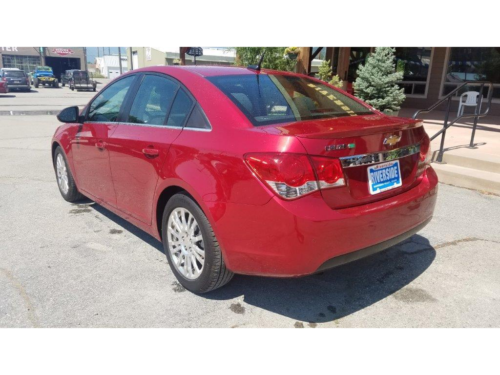 2012 Chevrolet Cruze for sale at Riverside Auto Center in Bonners Ferry ID