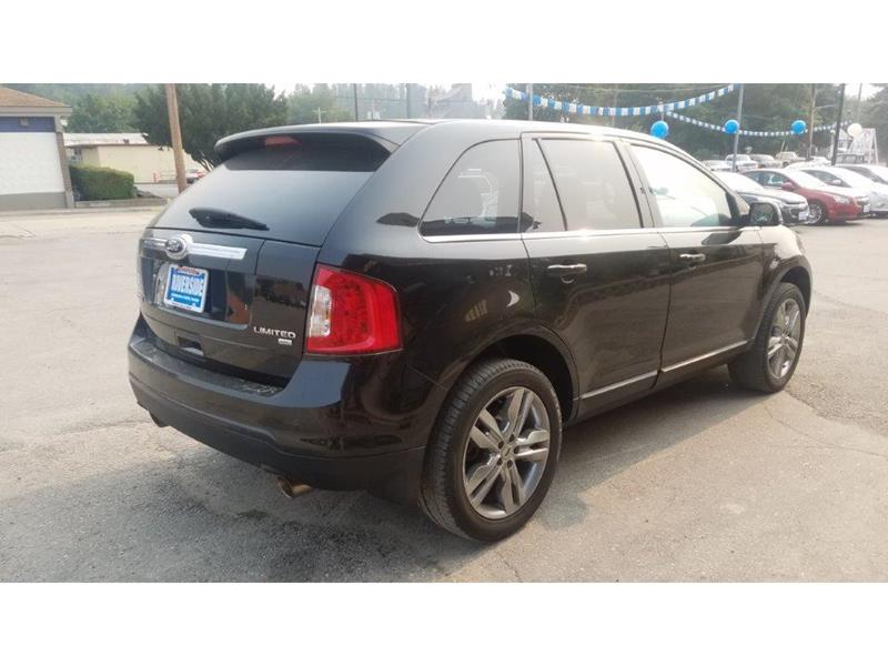 2013 Ford Edge for sale at Riverside Auto Center in Bonners Ferry ID