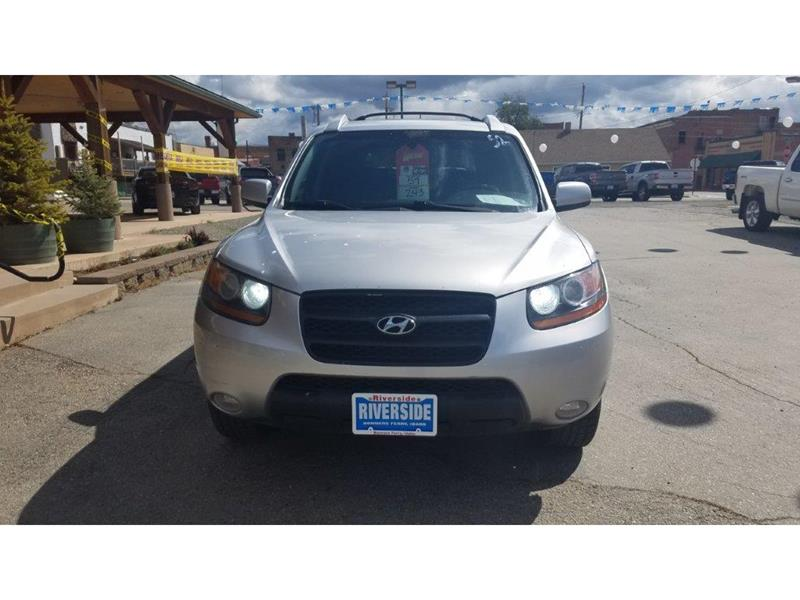 2008 Hyundai Santa Fe for sale at Riverside Auto Center in Bonners Ferry ID