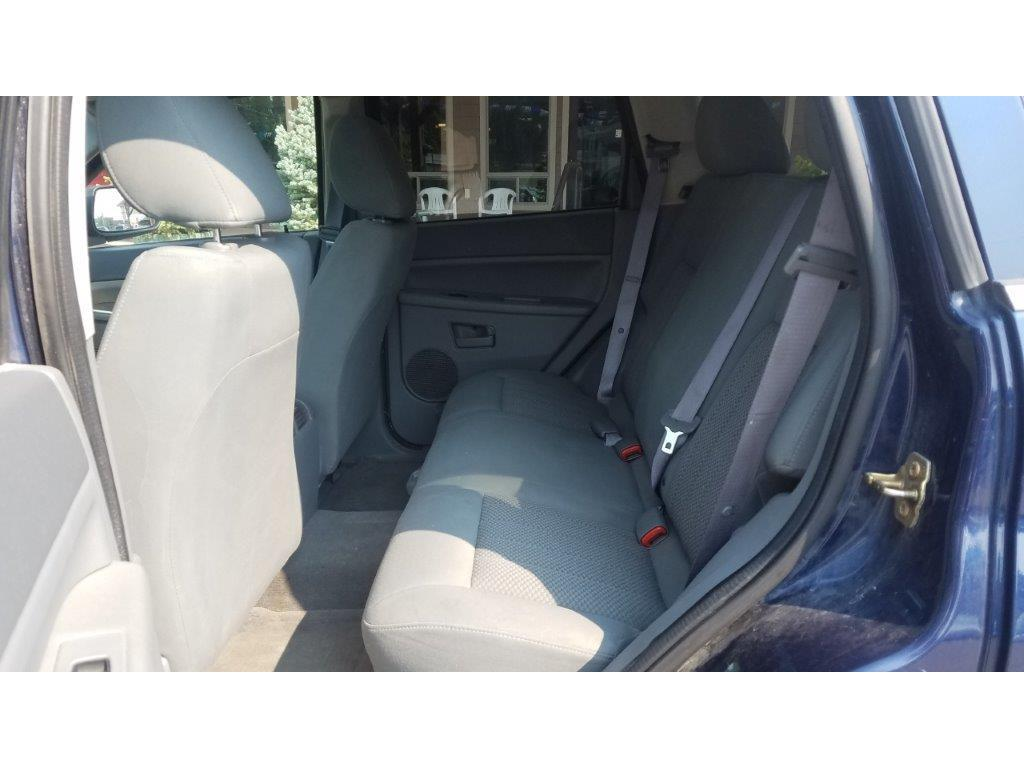 2005 Jeep Grand Cherokee for sale at Riverside Auto Center in Bonners Ferry ID