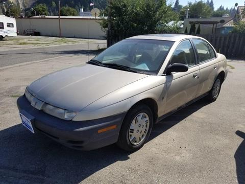 1997 Saturn S-Series for sale at Riverside Auto Center in Bonners Ferry ID