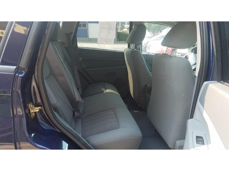 2006 Jeep Grand Cherokee for sale at Riverside Auto Center in Bonners Ferry ID
