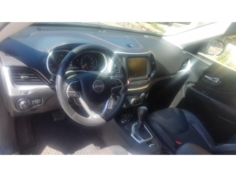 2015 Jeep Cherokee for sale at Riverside Auto Center in Bonners Ferry ID