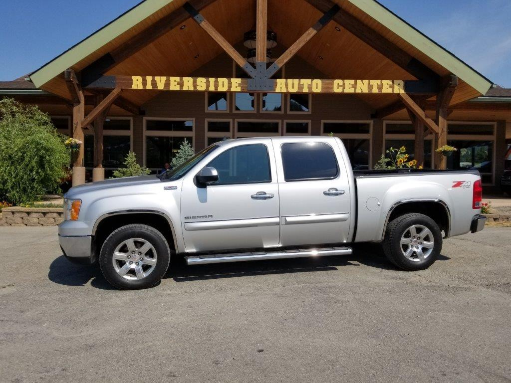 2010 GMC Sierra 1500 for sale at Riverside Auto Center in Bonners Ferry ID