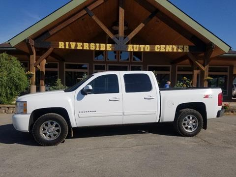 2011 Chevrolet Silverado 1500 for sale at Riverside Auto Center in Bonners Ferry ID
