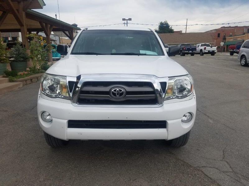 2010 Toyota Tacoma for sale at Riverside Auto Center in Bonners Ferry ID