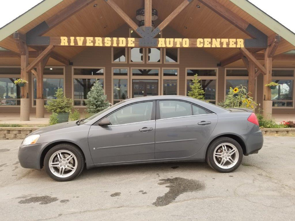 2008 Pontiac G6 for sale at Riverside Auto Center in Bonners Ferry ID