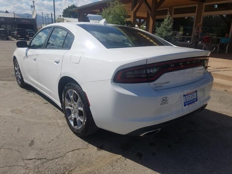 2016 Dodge Charger for sale at Riverside Auto Center in Bonners Ferry ID
