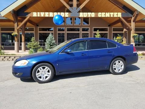 2006 Chevrolet Impala for sale at Riverside Auto Center in Bonners Ferry ID