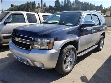 2009 Chevrolet Tahoe for sale at Riverside Auto Center in Bonners Ferry ID