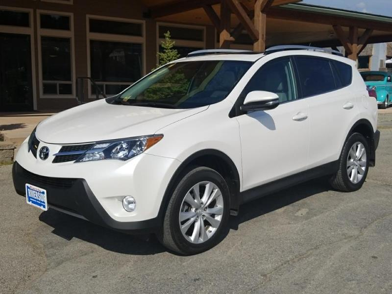2014 Toyota RAV4 for sale at Riverside Auto Center in Bonners Ferry ID