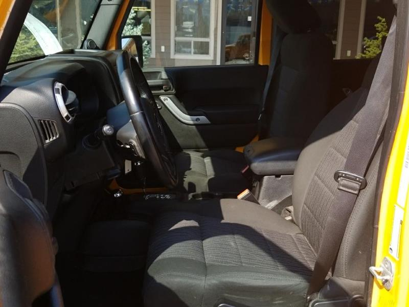 2012 Jeep Wrangler Unlimited for sale at Riverside Auto Center in Bonners Ferry ID