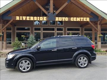2012 Dodge Journey for sale at Riverside Auto Center in Bonners Ferry ID