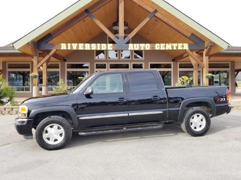 2005 GMC Sierra 1500 for sale in Bonners Ferry, ID