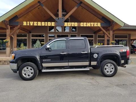 2011 GMC Sierra 1500 for sale in Bonners Ferry, ID