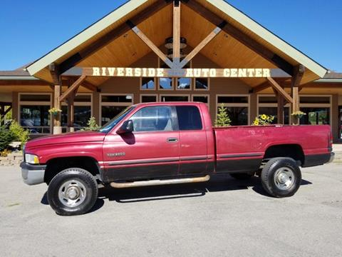 1998 Dodge Ram Pickup 2500 for sale in Bonners Ferry, ID