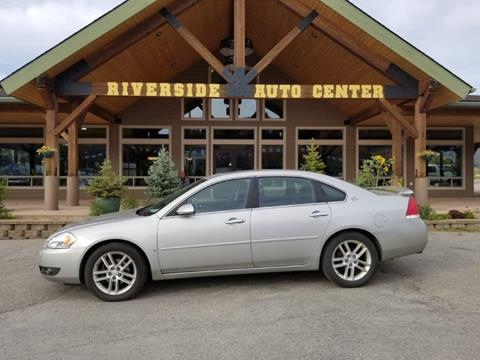 2008 Chevrolet Impala for sale at Riverside Auto Center in Bonners Ferry ID