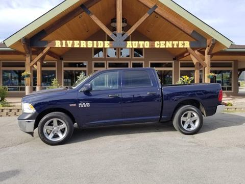 2013 RAM Ram Pickup 1500 for sale at Riverside Auto Center in Bonners Ferry ID
