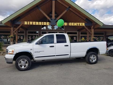 2006 Dodge Ram Pickup 2500 for sale at Riverside Auto Center in Bonners Ferry ID