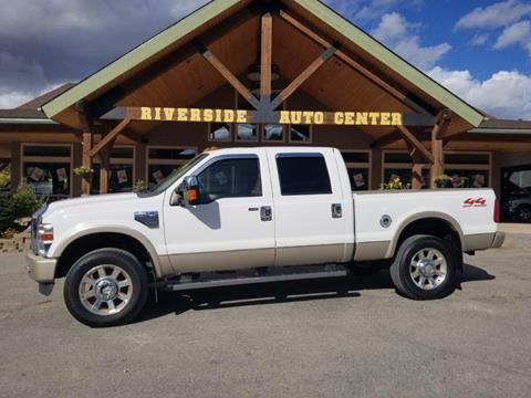2009 Ford F-350 Super Duty for sale in Bonners Ferry, ID