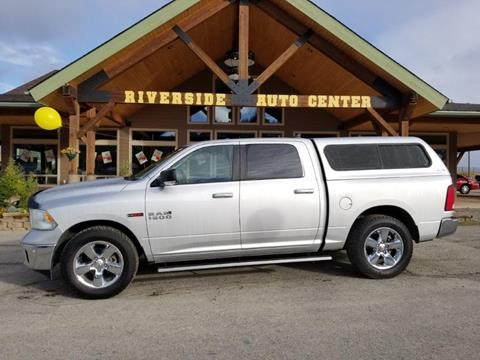 2015 RAM Ram Pickup 1500 for sale at Riverside Auto Center in Bonners Ferry ID