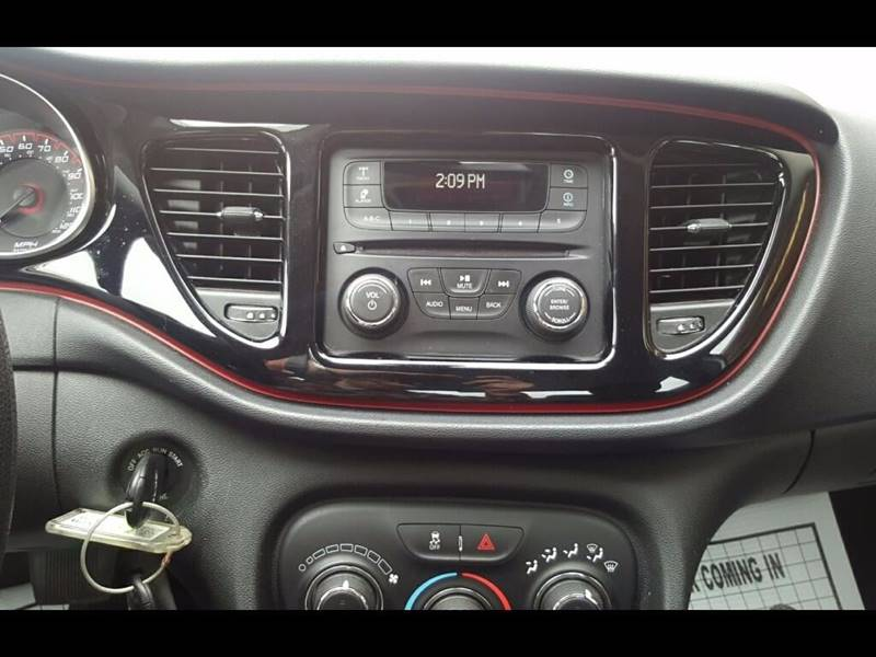 2015 Dodge Dart for sale at Riverside Auto Center in Bonners Ferry ID