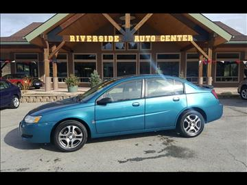 2005 Saturn Ion for sale at Riverside Auto Center in Bonners Ferry ID