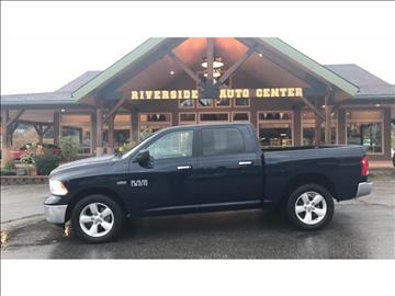 2014 RAM Ram Pickup 1500 for sale at Riverside Auto Center in Bonners Ferry ID