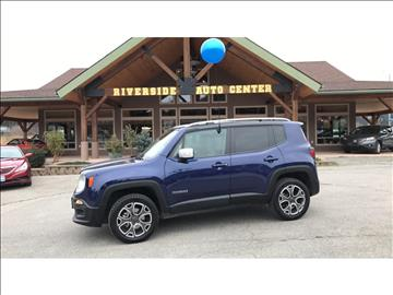 2016 Jeep Renegade for sale at Riverside Auto Center in Bonners Ferry ID