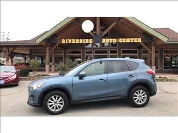 2014 Mazda CX-5 for sale at Riverside Auto Center in Bonners Ferry ID