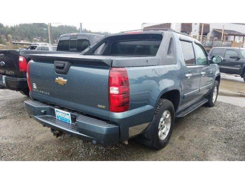 2008 Chevrolet Avalanche for sale at Riverside Auto Center in Bonners Ferry ID