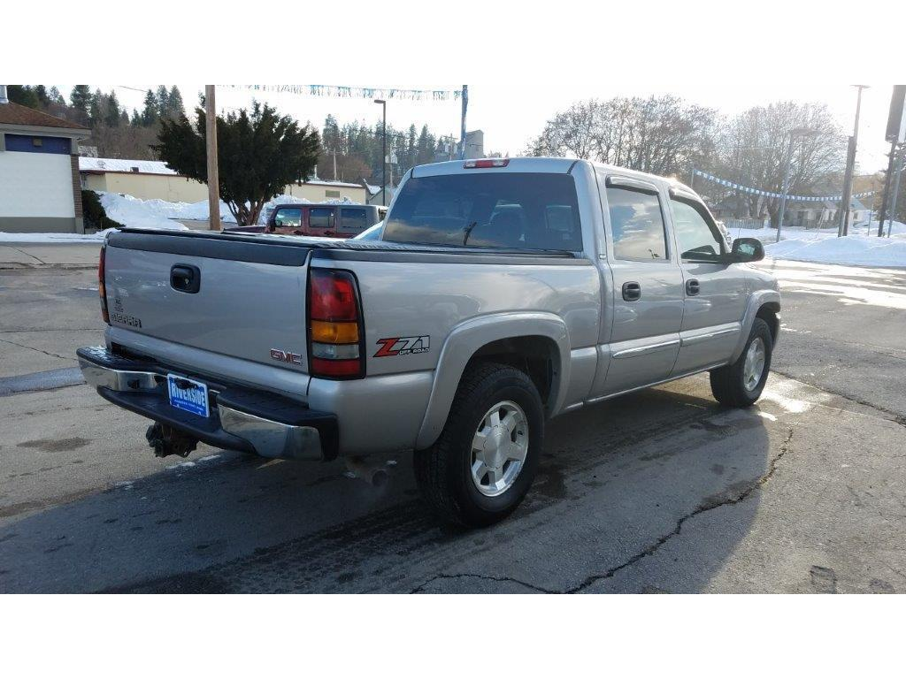 2007 GMC Sierra 1500 Classic for sale at Riverside Auto Center in Bonners Ferry ID