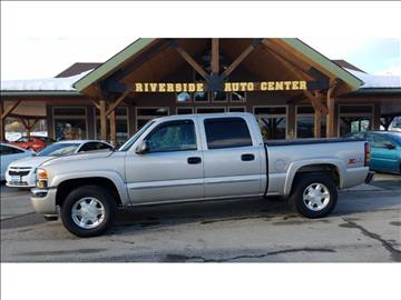 2007 GMC Sierra 1500 for sale at Riverside Auto Center in Bonners Ferry ID